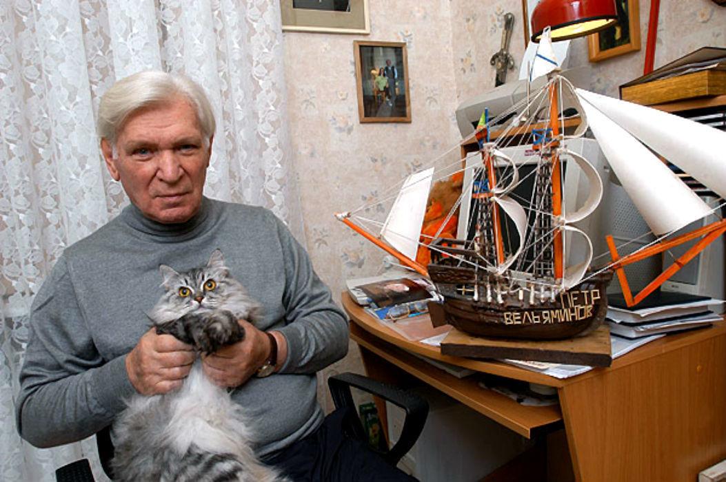 """Петр Вельяминов: """"Главная статья у меня была «измена Родине»"""""""