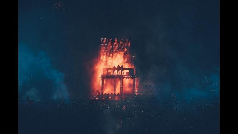 Swedish House Mafia Live at Ultra Music Festival Miami 2018 SHM ⚫⚫⚫