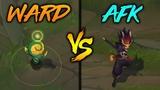 WARD BAIT vs AFK BAIT