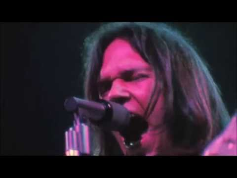 Crosby Stills Nash and Young Live at Fillmore East 1970
