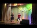 1.Александр Анисимов и Раиса Сычева. Шоу-программа Танцы со звездами, 27 января 2018г., ДНТ г. Боровичи
