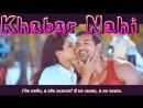 Dostana - Khabar Nahi Video ¦ Priyanka Chopra, Abhishek, John рус.суб.