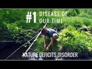 Nature Deficits Disorder | 1 Disease of our time