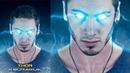 Superhuman LIGHTNING Effect Photoshop Manipulation Tutorial