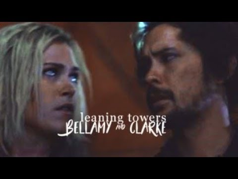 Bellamy Clarke | I belong to you and surely thats enough. [5x05]