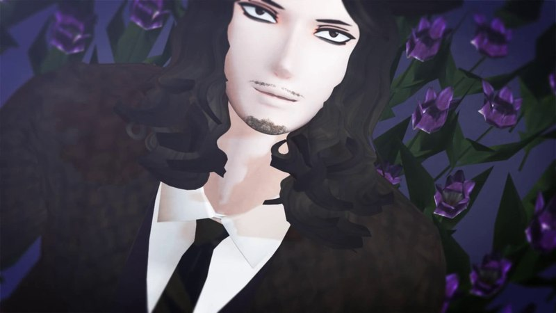 [MMD Gotham] Jervis Tetch - Tiptoe Through The Tulips