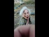 Liveleakcom - Screaming 88 year old granny gets beat up by drunk man Кричащая 88-летняя бабуля избивается пьяным мужчиной сосед