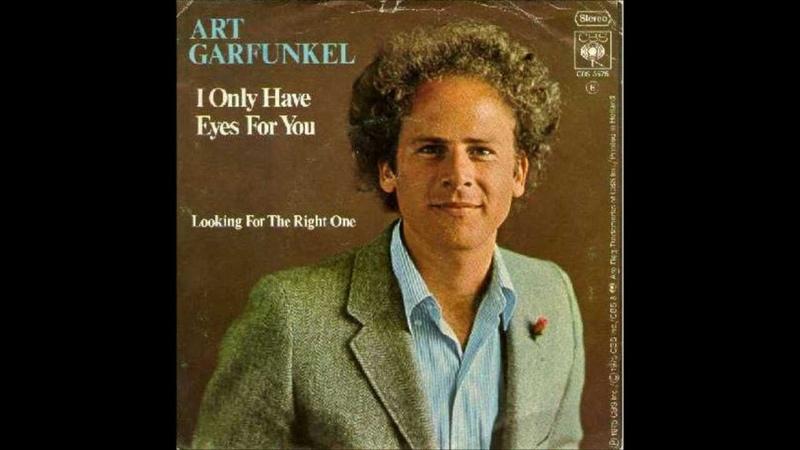 Art Garfunkel-I Only Have Eyes for You