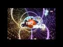 Рекламная заставка ТВЦ Зима (ТВ Центр, зима 2017-2018) Гирлянда