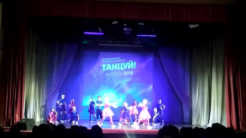 Детская студия танца Созвучие , 7 гимназия - Танцуй