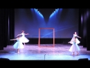 Ансамбль танца «КБМК-АРТ» (Малая форма) - «Танцовщицы в голубом»