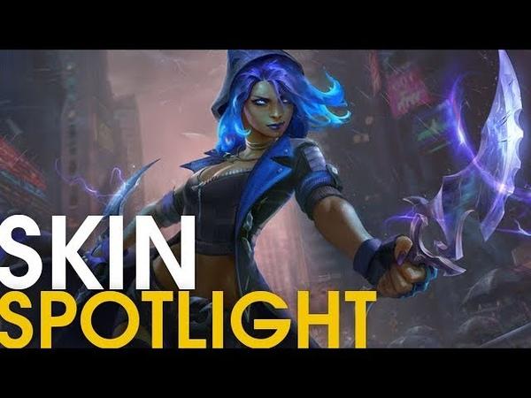 Darkblade Pele Skin Spotlight