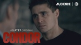 Condor Season 1 Finale Joe questions Bob about involvement AT&ampT AUDIENCE Network