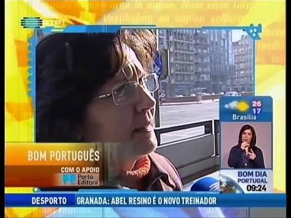 Bom Português - 24 de janeiro 2012 (bolos-reis ou bolos-rei)