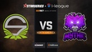 Singularity vs Mythic, map 1 dust2, Part 2, StarSeries i-League S7 GG.Bet NA Qualifier