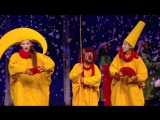 Слава Полунин  - Blue canary