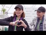 Зеленый марафон «Бегущие сердца»