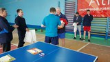 Первенство города Сызрани по настольному теннису в личном разряде.