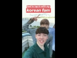 180904 Johnny, Taeyong & Jaehyun (NCT) @ marteen Instagram Update