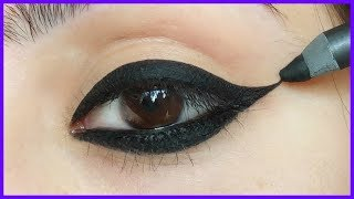 Perfect Winged Eyeliner The Ultimate Guide ShrutiArjunAnand