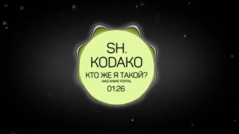 Sh. Kodako - Кто же я такой