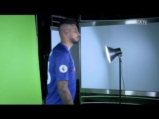 Go behind the scenes on the day emerson palmieri became a blue! 🙌