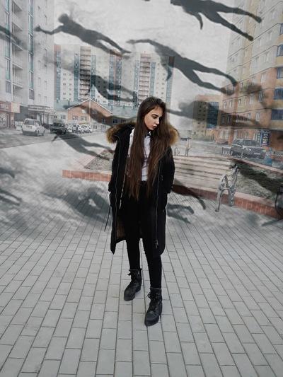 Ульяна Евсюкова