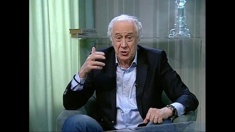 Сергей Мигицко в гостях у передачи Петербургские встречи, 2015 год (1 выпуск)