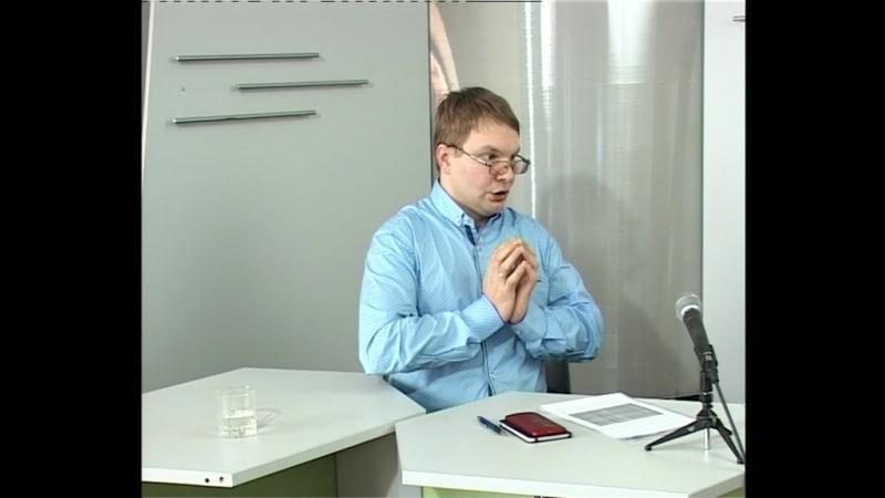 Шарьинцам о Выборах 18 марта. Отрывок из не показанного интервью на ТВ