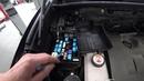 ТЦЛ RAV 4 Отключаем омыватель фар