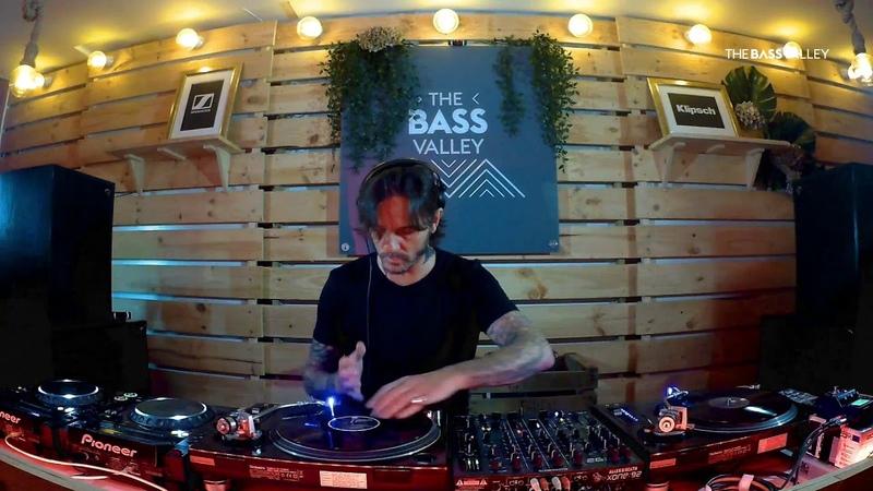 Oscar Mulero - Live @ The Bass Valley 2018