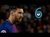 6 / Messi's free kick / Barcelona vs Leganes / La Liga / Match day 31 / 07 Apr 18