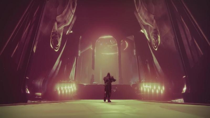 Destiny 2 Отвергнутые трейлер Город грез RUS