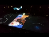 Крутое шоу на хоккейном поле