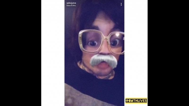 @olobersykes crazy oliversykes bmth