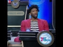 Sixers Draft Lottery.