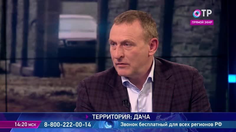 Юрий Шалыганов: Подъездные дороги к дачным поселкам по сути самострой