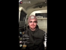 INSTAGRAM Stephen Amell was Live