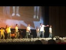 Участники шоу «Голос Дети» на гала-концерте к ЧМ-2018 по футболу