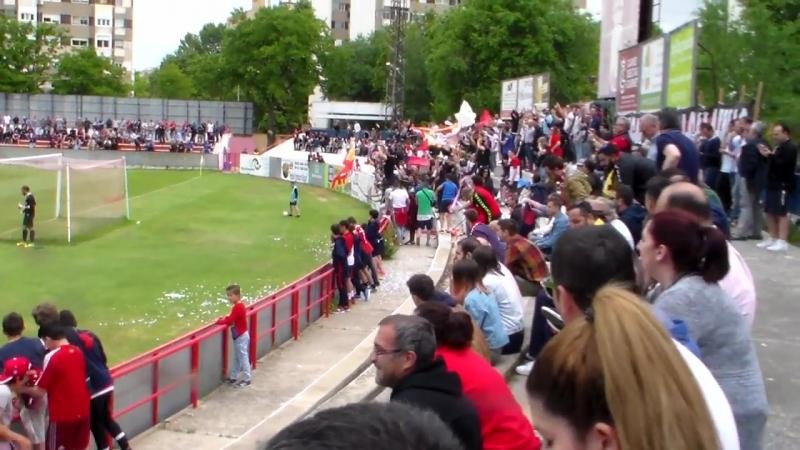 RSD Алькала - AD Сан Хуан, 1-0, Терсера 2017-2018, 1/4 нечемпионского плей-офф, 1 матч