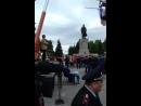 мероприятия в Ульяновске против переименования площади Ленина в Соборную