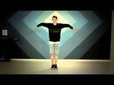 Онлайн урок от Леши Мартынова Vogue 1 part RaiSky Dance Studio