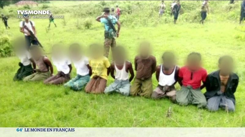 Birmanie: deux journalistes de Reuters publient les preuves du génocide des Rohingyas: emprisonnés !