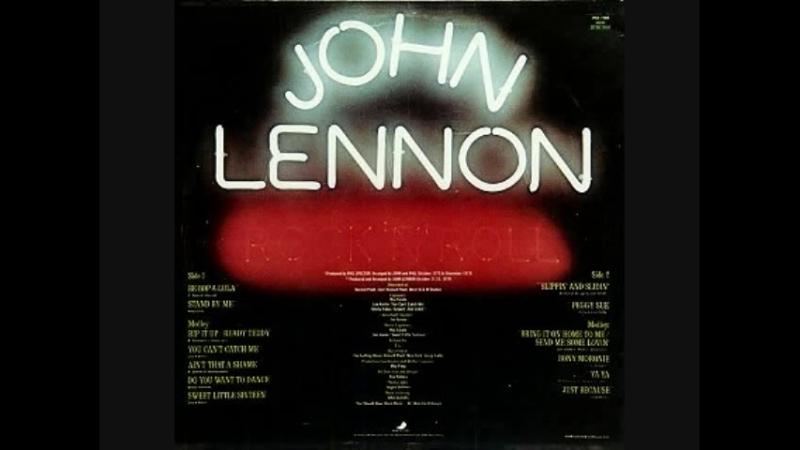 John Lennon - Bony Moronie