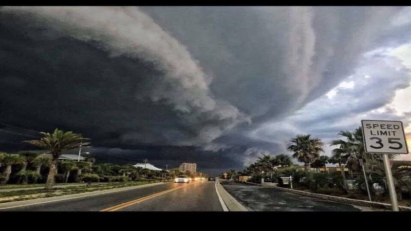 HURRICANE MICHAEL Strikes DAYS Following The FEMA National Test COINCIDENCE