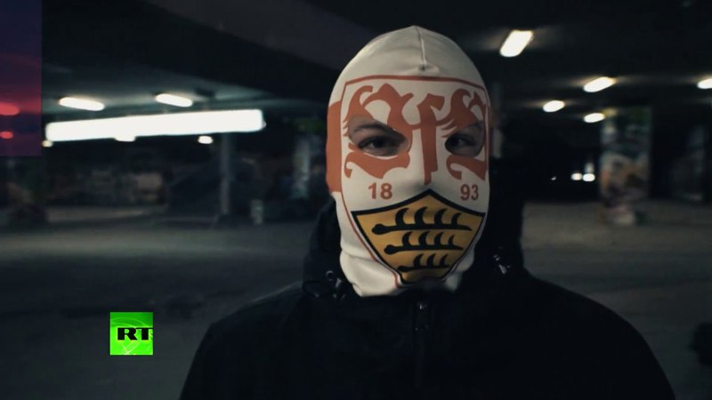 Football beasts Europe's football hooligan subculture from inside Promo
