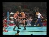 1992.03.31 - Jumbo Tsuruta vs. Master Blaster FINISH