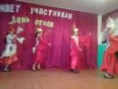 тувинский танец наездницы