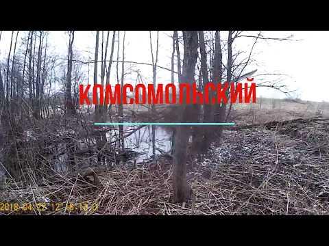 Комсомольский треугольник