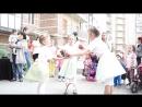 Студия танца СаМоЦвЕтИкИ танец Яблочко